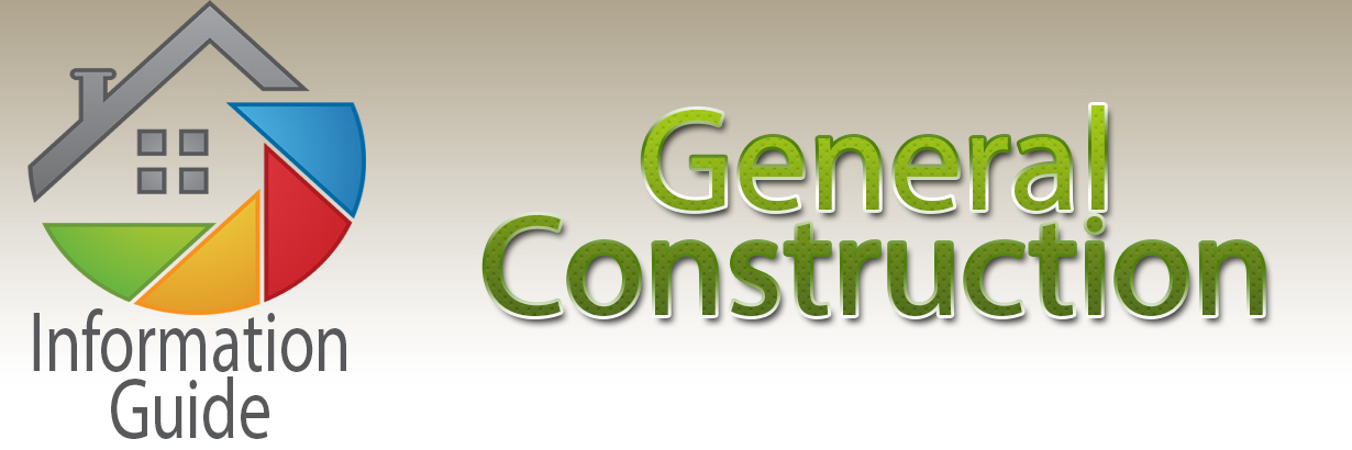 General Construction Information